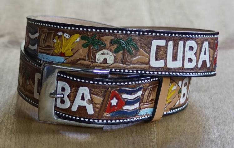 "Country riem  ""  Cuba """